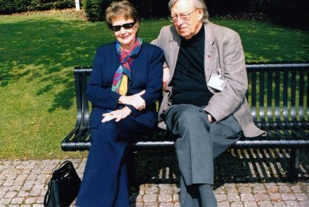 Silvija un Gunārs Birkerti. Foto: Jānis Dripe